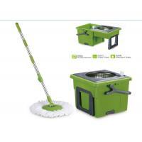 China Classic Spin Go Pro Mop With Reduction Device , 360 Swivel Mop As Seen On Tv wholesale