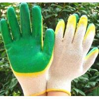 China Latex Double Coated Work Gloves on sale