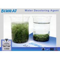 China Coagulant Chemical Water Decoloring Agent For Ink & Paper Making Mills wholesale