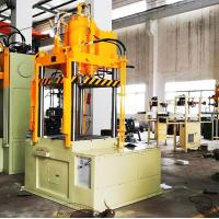 China One Station Hydraulic Stretching Machine For Filter Housings Punching Line wholesale