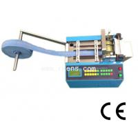 China Automatic Industrial Hook&Loop Tape Cutting Machine on sale