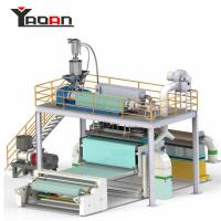 China AF-1600 Automatic MeltBlown Nonwoven Fabric Machine , BFE 99% on sale