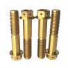 Buy cheap Flange Bolt Screw M10 80l 6al-4v Titanium Grade 5 Hex Torx Hexagon Head Screw from wholesalers