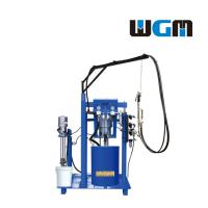 China Manual Glass Sealing Machine Silicone Sealant Spreading Double Glazing Equipment wholesale