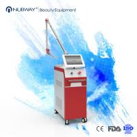 China 1064nm 532nm Q switch nd yag laser pulsed dye laser for tattoo removal vascular wholesale
