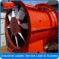 China China Coal FBD series Explosion-proof Axial Fan for deeptunnel wholesale