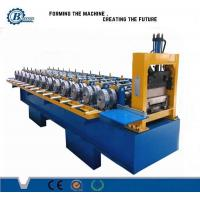 China Automatic Standing Seam Roll Forming Machine , Sheet Metal Roll Forming Machines wholesale