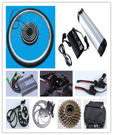 Quality 36V 750W electric bike conversion kit with battery for sale
