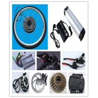 China 36V 750W electric bike conversion kit with battery wholesale