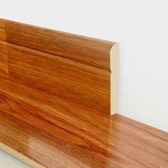 High quality laminate flooring skirting of huali for High quality laminate flooring