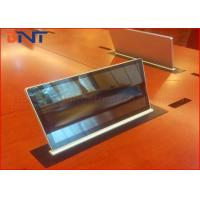 China Pop Up Screen Adjustable Computer Monitor Lift For Audio Video Conference System wholesale