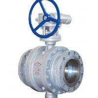 China API600 Fixed Cast Steel Ball Valve , 3 Piece Stainless Steel Ball Valve wholesale