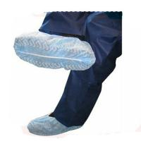 China Wholesale cheap price disposable medical nonwoven fabric shoe cover for hospital wholesale