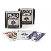 China Poker Cheat Bicycle Prestige Marked Cards 100% Plastic Invisible Poker Playing Cards wholesale