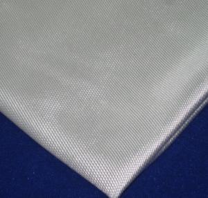 China Cross Twill Weave E Glass 430gsm Fiberglass Fabric Cloth wholesale