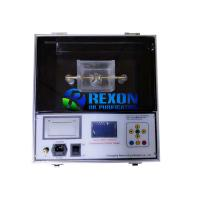 China Insulating Oil Breakdown Voltage Meter Dielectric Strength Testing Equipment on sale