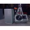 China 10'' Paper Cone Woofer 8ohm NEUTRIK NL4 Acoustic Professional Karaoke Speaker Equipment wholesale