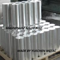 China Surface Peeled Magnesium Alloy Rod , Magnesium Alloy Products Astm B107/B107m-13 on sale