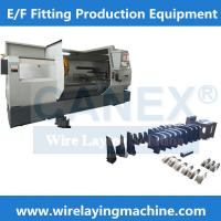 China electrofusion wire laying equipment - canex barcode software -iso 13950-12176 on sale