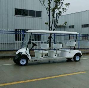 China 6 seater golf car,solar golf cart on sale