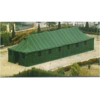 Buy cheap 5x40m Galvanized Steel Waterproof Canvas Military Camping Big Army Tent from wholesalers