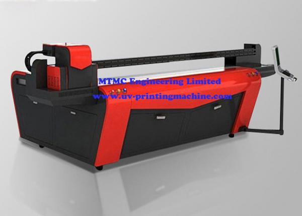 Quality High Speed Wide Format UV Printer  For Advertisement / Decoration for sale