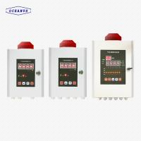China OC-4000 Gas detection controller, 2 4 8 channels can be chosen,gas alarm system use,LED display, explosion proof design wholesale