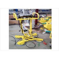 China Industrial Glass Vacuum Lifter 150-260kg Sucking Weight 90 Degree Turning Angle wholesale