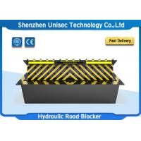 Buy cheap 120 Tons Passing Pressure Hydraulic Road Blocker With Spray Anti - Rust Paint from wholesalers