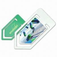 Buy cheap Promotional Paper Clips, Customized Logos are Accepted from wholesalers