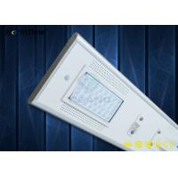 China CE RoHs IP65 Approved Solar Powered LED Lighting Systems All In One Solar Light with IP65 Rating wholesale