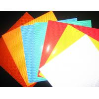 China Glass Bead High Intensity Reflective Film on sale