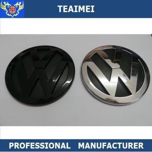China Custom ABS Chrome Custom Car Emblems Auto Logo Body Sticker For Cars wholesale