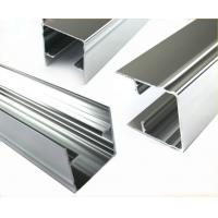 China Chemically Polished Aluminum Angle Extrusion For Windows And Doors ISO9001 approved wholesale