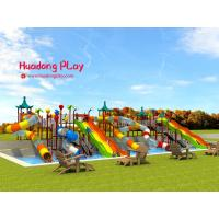 China Adventurous Water Park Playground Equipment 2900*1020*710cm 100 CBM wholesale