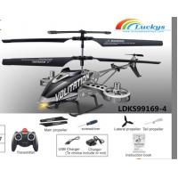 China Cheapest price!4CH Alloy Rc heli built-in Gyro! 4 channel alloy remote control helicopter wholesale