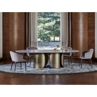 China Oscar Opera Contemporary Modern Dining Room Tables By Angelo Cappellini on sale