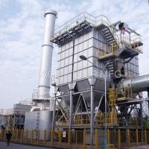 China Dust Collector Bag Filter Baghouse Filter Pulse Jet Filter on sale