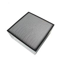 China Synthetic Fiber Pre Metal Mesh Air Filters High Flow Panel Filter Hepa Filter Media on sale
