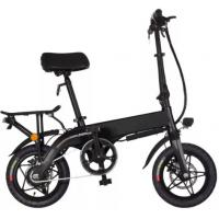 Integrated 36V Lithium Battery Light Electric Bicycle For Europe