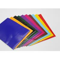 China Sedex Certificated Gummed Paper Sheets Asst colour 80GSM For Handwork wholesale