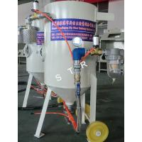 China Tiny Portable Abrasive Blasting Machine Remove Rust on Car Accessory Boat Part Steel wholesale