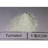 China 口頭同化ステロイドホルモン4 - Chlorodehydroメチルテストステロン CAS 2446-23-3 wholesale