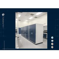 Buy cheap Full Cold Rolled Steel Laboratory Furniture Solvent Storage Cabinet from wholesalers