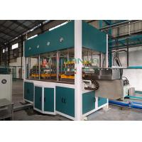 China Pulp Molding Machinery Thermoforming For Super Fine Industrial Packages wholesale