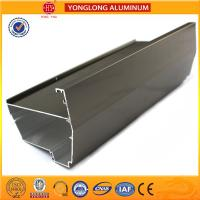 Oxidation Aluminum Heatsink Extrusion Profiles High Film Adhesion for sale