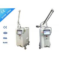 China Medical CO2 Fractional Laser Machine For Vagina Tightening Acne Scar Removal wholesale
