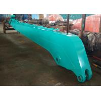 Quality Kobelco SK260 18 Meter Excavator Long Reach With 0.6 Cum Bucket For Subway for sale