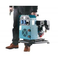 China Pertrol Gasoline Permanent Magnet Welder 250A 5.0mm Electrode 4.0KW Rated wholesale