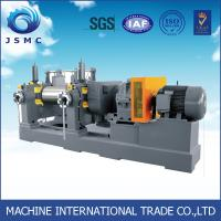 China Professional low noise rubber open mill , two roll rubber mixing mill machine on sale